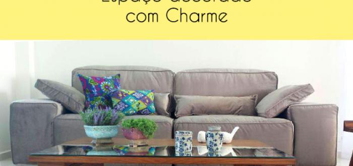 CHARME - PRODUTO - CASA DA CLIENTE 1