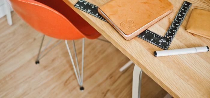 ergonomia e distância entre os móveis